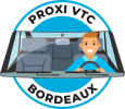 Logo Proxi VTC Bordeaux