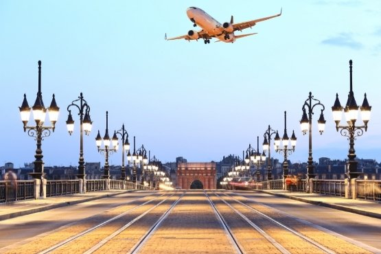 Navette VTC Aeroport Bordeaux Merignac
