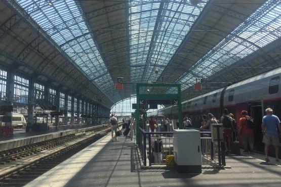 Navette gare Bordeaux Saint Jean VTC